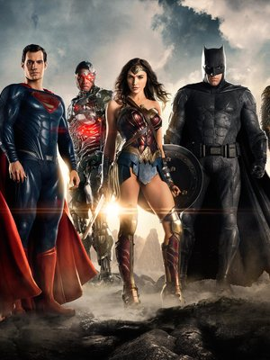 "The First Trailer for ""Justice League"""