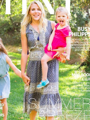 Busy Philipps Gets Candid About Her Fear of Raising Daughters