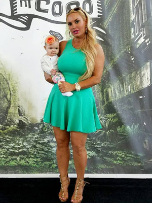 Coco & Ice's T's Daughter Makes First Public Appearance