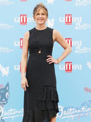 "Jennifer Aniston Emotional Talking About Self-Doubt, Wonders ""Am I Good Enough?"""