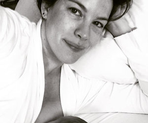 Liv Tyler Shares Sweet Breastfeeding Pic
