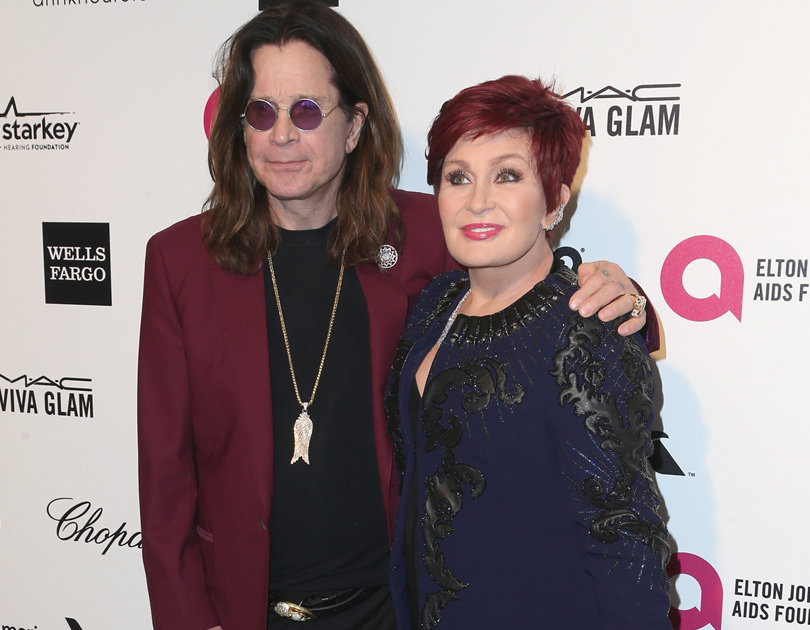 "Ozzy Osbourne on Marriage to Sharon: ""Some Days It's Good, Some Days It's Terrible"" 