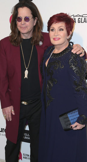 """Ozzy Osbourne on Marriage to Sharon: """"Some Days It's Good, Some Days It's Terrible"""""""