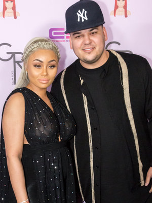 Is It Over?! Rob Kardashian Deletes All Photos of Blac Chyna on Instagram