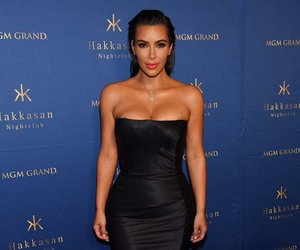 Kim Kardashian's Form-Fitting Midi -- Fab or Drab?