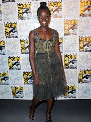 Lupita Nyong'o's Comic-Con Look -- Fab or Drab?
