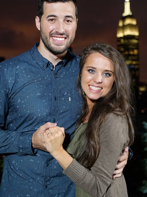 Jinger Duggar Engaged to Jeremy Vuolo -- See the Ring!