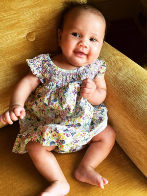 John Legend is One Proud Dad in St Tropez -- See Newest Selfie with Baby Luna