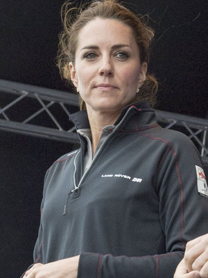 Kate Middleton Is Flawless In Casual Attire at America's Cup World Series