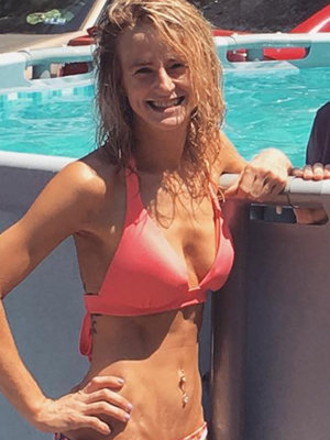 "UPDATE: Leah Messer Reacts to Being Called ""Painfully"" Thin In Bikini Pic"