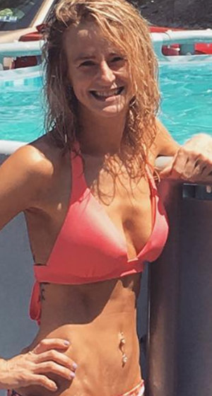"""UPDATE: Leah Messer Reacts to Being Called """"Painfully"""" Thin In Bikini Pic"""