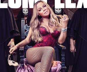 "Mariah Carey Shades The Kardashians, Admits She ""Never Thought"" She'd Divorce Nick Cannon"