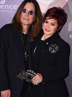 "Sharon Says Ozzy Is a ""Dirty Dog"" After Affair Rumors"