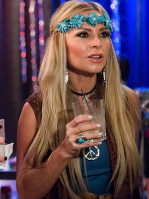 "Tamra Judge ""Disgusted"" By ""RHOC"" '70s Party Drama -- See BRUTAL Fights!"