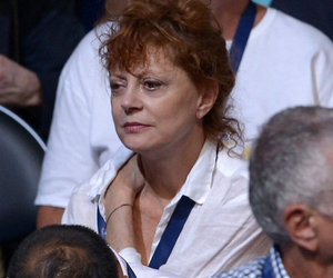 "Susan Sarandon's ""Not Having"" The Democratic National Convention -- Her Reaction Goes Viral!"