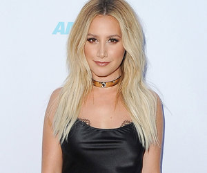 This Ashley Tisdale Outfit Is Giving Us Major '90s Vibes