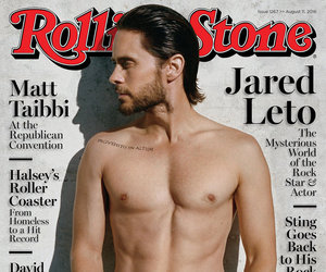 "Jared Leto Shows Off Shredded Stomach For Rolling Stone, Talks Past Drug Use: ""I Did Them, Lots Of Them"""