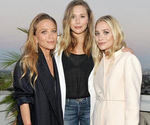 Ashley Olsen Debuts Edgy New Platinum Blonde Hair