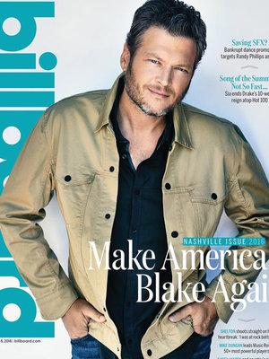 """Blake: """"Gwen Stefani Saved My Life"""" After Divorce"""