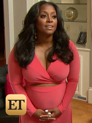 Pregnant Keshia Knight Pulliam Denies Cheating on Hubby