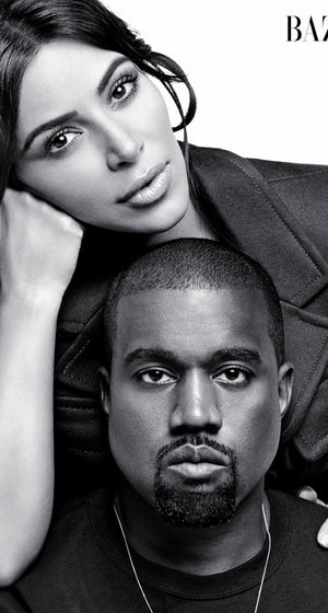 Kimye Shade Taylor Swift, Talk About All of Kim's Nude Selfies