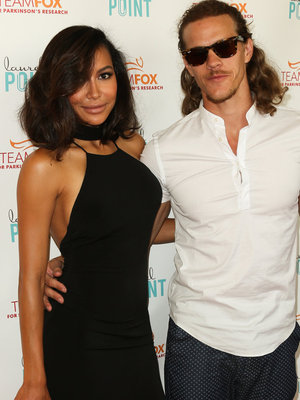 Naya Rivera & Ryan Dorsey Enjoy Date Night at Parkinson's Benefit