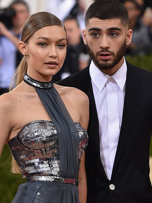 Zayn Malik Gushes Over Girlfriend Gigi Hadid In Elle UK