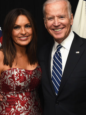 "Joe Biden Is Appearing on ""Law & Order"" -- Find Out Why!"