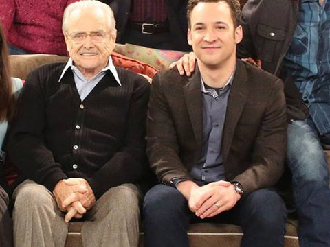 """This """"Boy Meets World"""" Reunion Was 23 Years In the Making"""