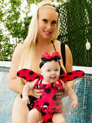 Coco Austin Says Baby Chanel Nicole's Instagram Presence Has Restored Her Faith in…