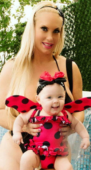 Coco Austin Says Baby Chanel Nicole's Instagram Presence Has Restored Her Faith in Humanity