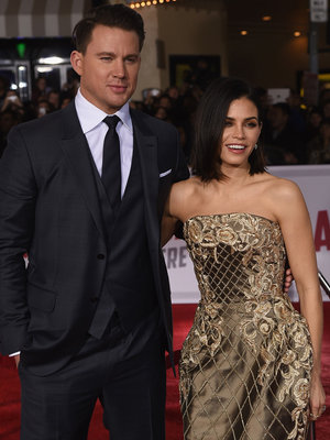 "Jenna Dewan Tatum Talks Marriage & Kids With Channing Tatum: ""I Just Try To Figure It…"