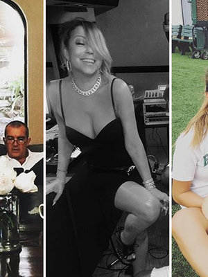 Melanie Griffith, Mariah Carey, Jessie James Decker & More -- See This Week's Best…