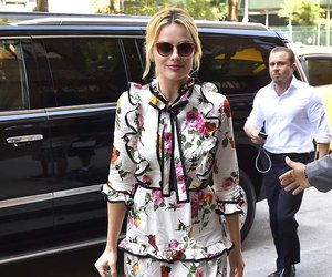 Margot Robbie's Floral Frock -- Fab or Drab?