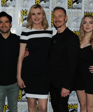 "The Cast of ""The Exorcist"" TV Series Look Back at Film"
