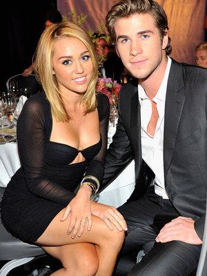 Miley & Liam's Homemade Carpool Karaoke Is Too Cute
