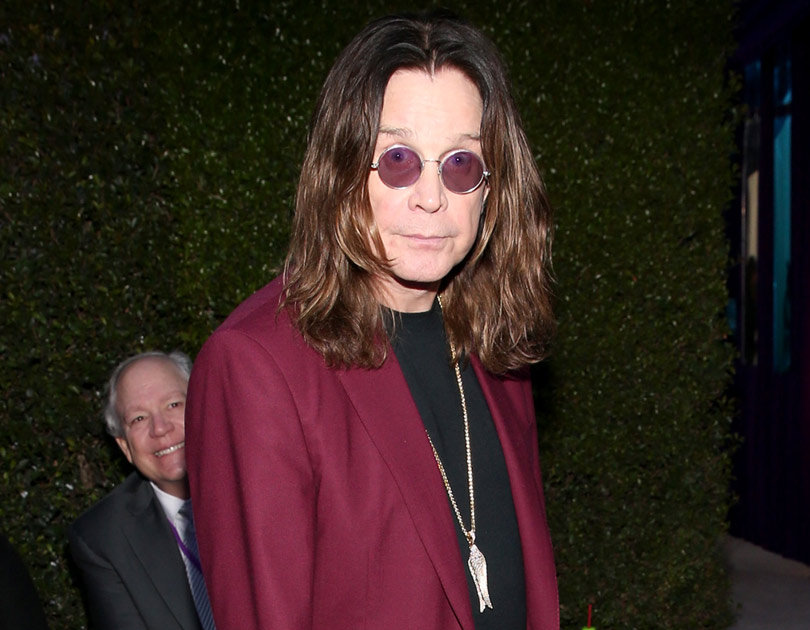 Ozzy Osbourne Reveals Sex Addiction, Rejects Mistress' Claim They Were In Love | toofab.com