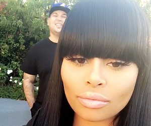 Rob Kardashian and Blac Chyna Reunite on Snapchat After Split Rumors