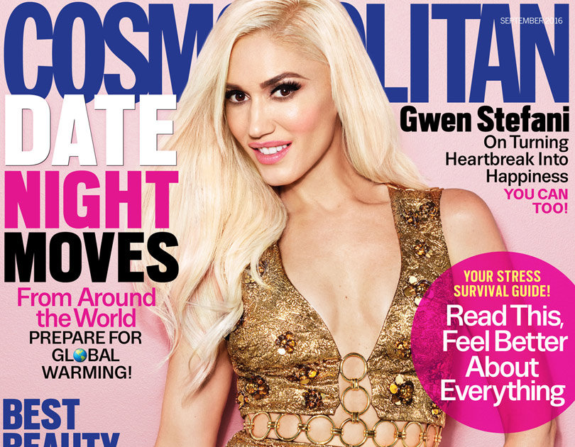 """Gwen Stefani Talks Split From Gavin Rossdale: """"I Went Through Months and Months of Torture"""" 