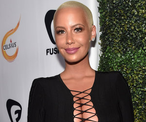 Amber Rose Has Lost Count of How Many Guys She's Hooked Up With