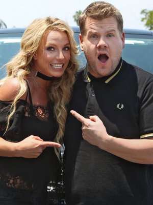 "Britney Spears Might Not Understand How ""Carpool Karaoke"" Works In Sneak Peek"