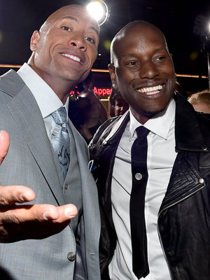 """Tyrese Speaks on The Rock's """"Fast & Furious 8"""" Rant"""