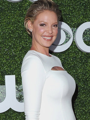 """Heigl Responds To Rogen's """"Knocked Up"""" Comments"""