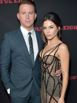 "Channing & Jenna Dewan-Tatum Recreate ""Step Up"" Dance"