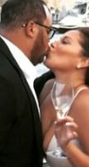 """Adrienne Bailon Dishes on Fiance Israel Houghton's """"Magical"""" Proposal"""