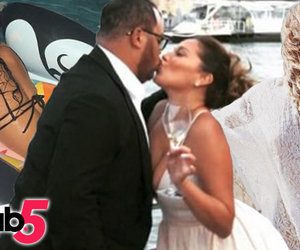 TooFab 5: Kourtney Kardashian Flaunts Her Booty, Adrienne Bailon Gets Engaged & More!