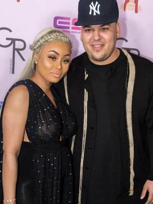 Rob Kardashian Spends $13K Per Month on Chyna's Cravings