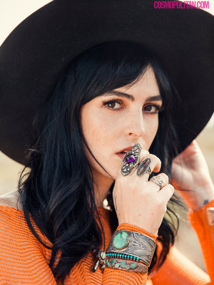 Ali Lohan Renames Herself, Talks Drugs, Therapy & More