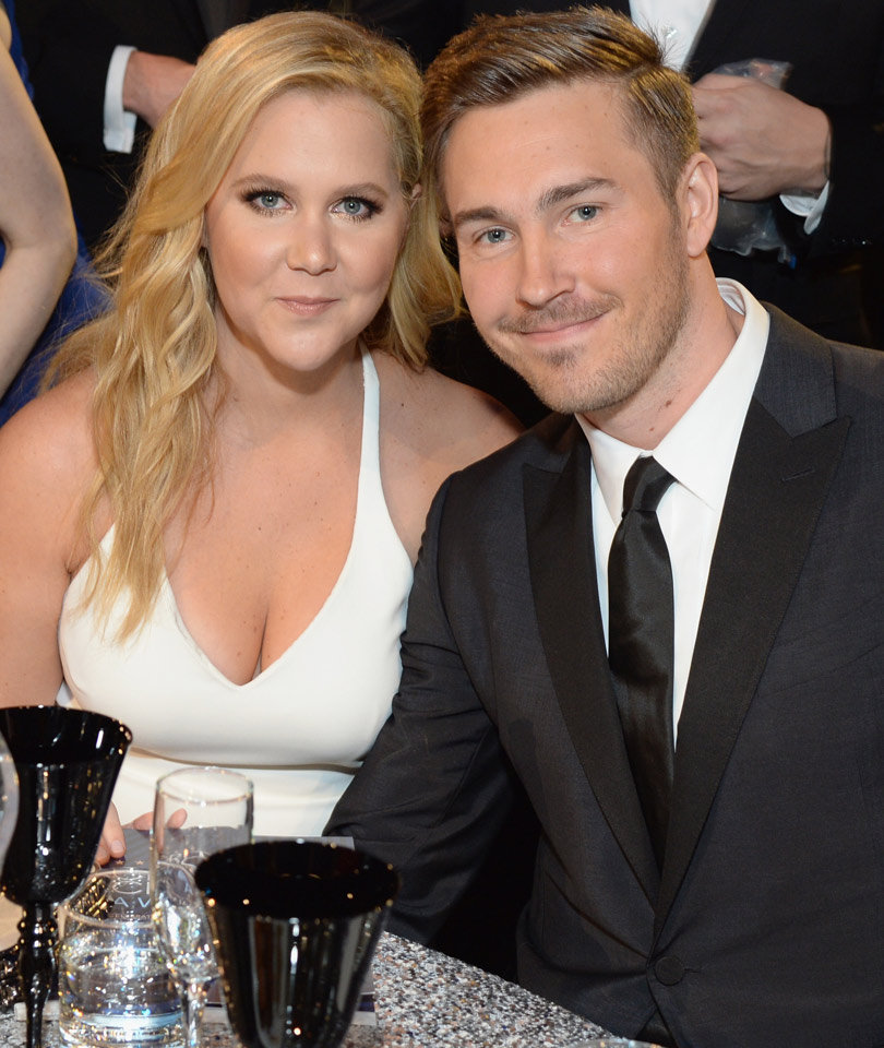 Amy Schumer Opens Up About Sex Life With Ben Hanisch