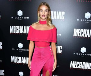 Rosie Huntington-Whiteley's All-Pink Look -- Fab or Drab?